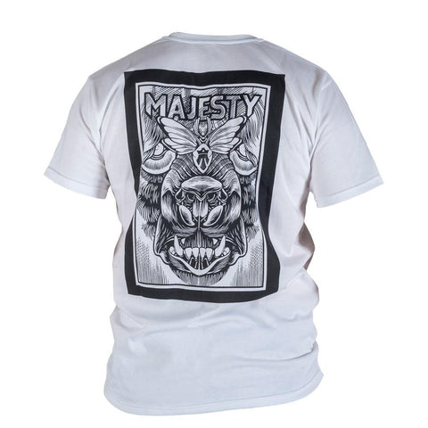 Majesty T-Shirt - Dirty Bear - Majesty Skis | USA