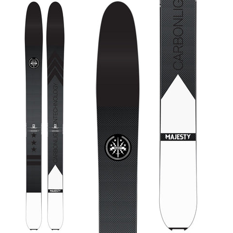 2019 Destroyer Carbon (freetouring | powder) - Majesty Skis | USA