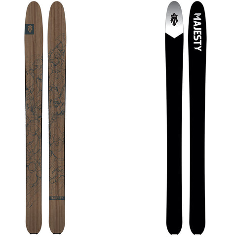 Majesty Destroyer Powder Freeride Skis