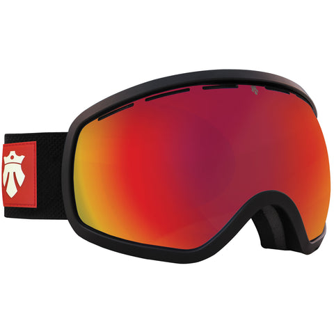 ONE11 Goggles Red Ruby (14% VLT) + extra lens