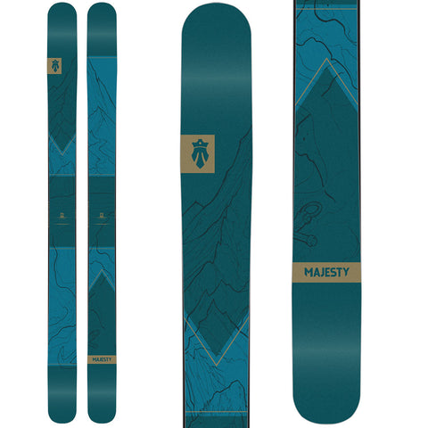 2019 Superior (backcountry | freeride | pow) - Majesty Skis | USA