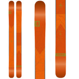 2021 Superior LTD Skis