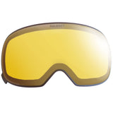 The Force S Ancient Gold - Spherical Magnetic Goggles - Majesty Skis | USA