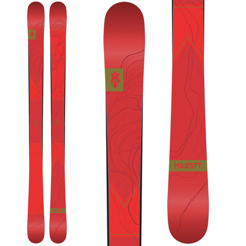 Vandal 3.0 (all-terrain freestyle) - Majesty Skis | USA