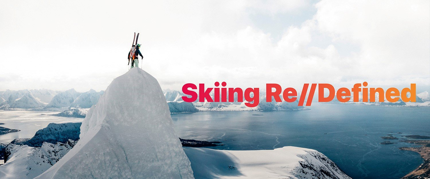 Majesty Skis Banner