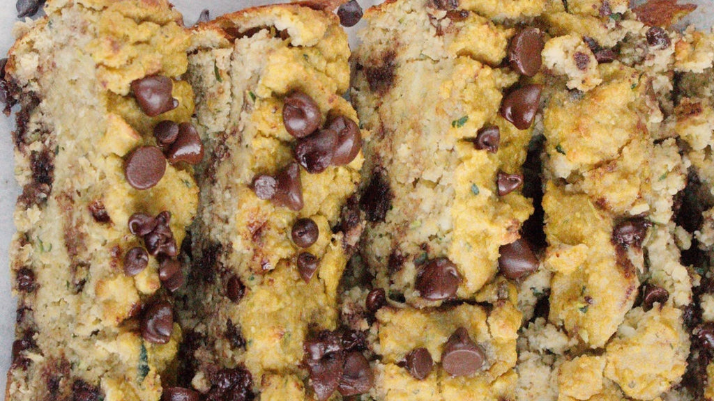 Recipe: Chocolate Chip Banana Zucchini Bread