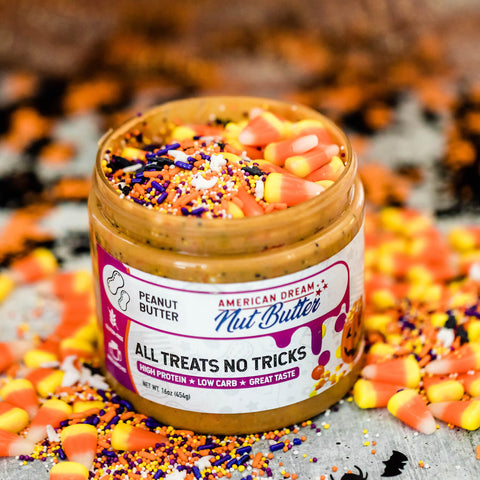 All Treats No Tricks Peanut Butter