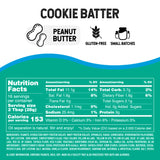 Cookie Batter Peanut Butter