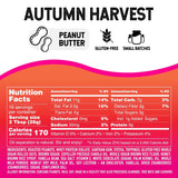 Autumn Harvest Peanut Butter