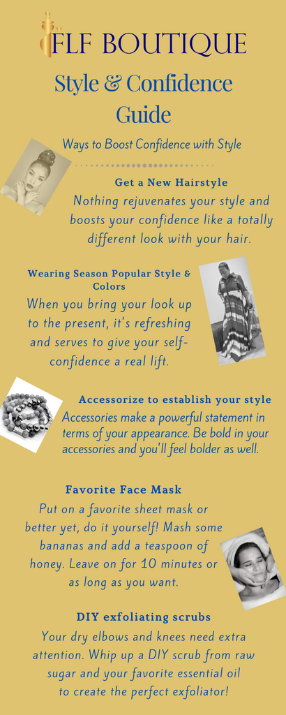 Boost Your Confidence With Style
