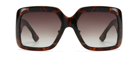 Ray of Sunshine Shades Leopard