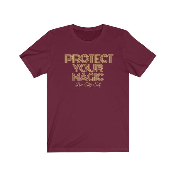 Protect Your Magic Jersey Short Sleeve Tee