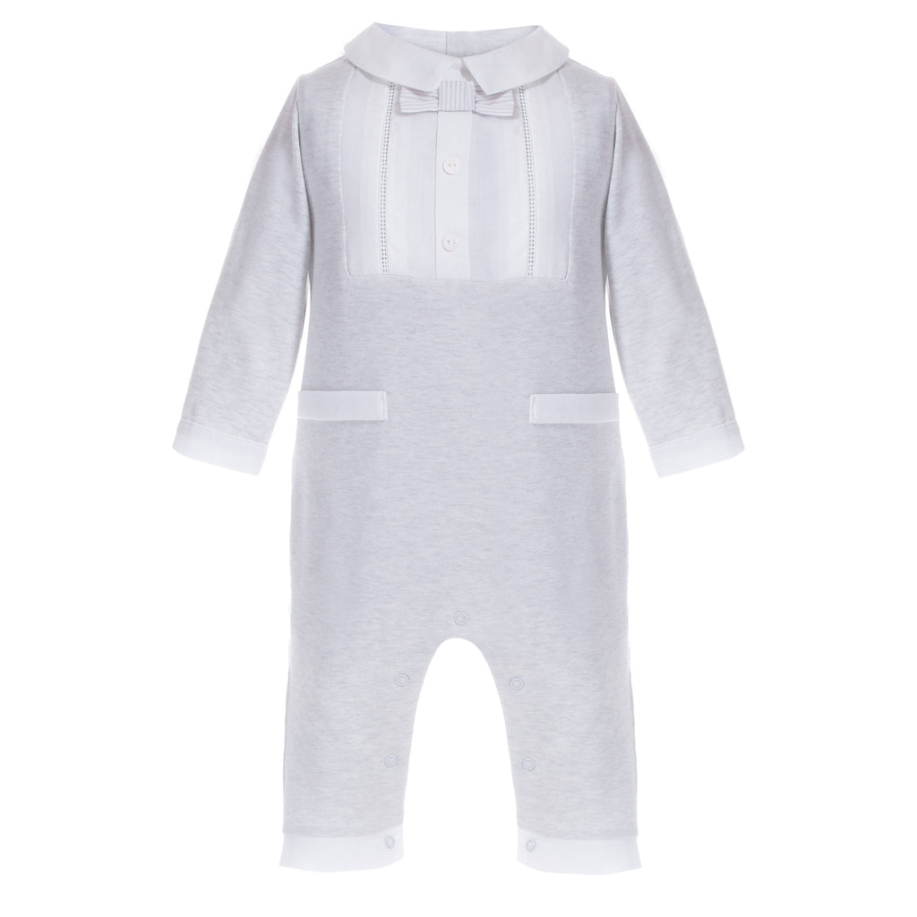 Infant Boys Suit Romper