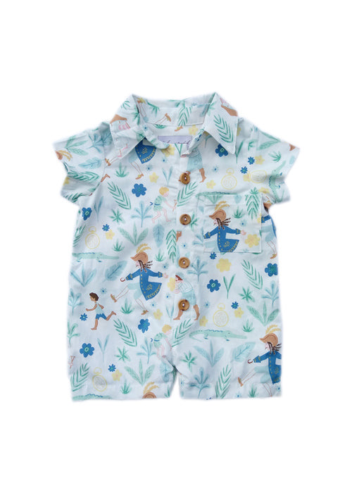 Neverland Shirttail