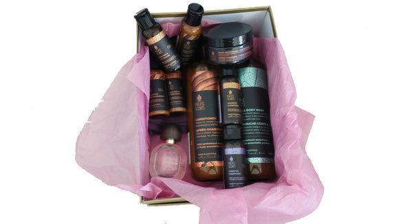 Gift package 06 - for woman luxe - Pacific Scents
