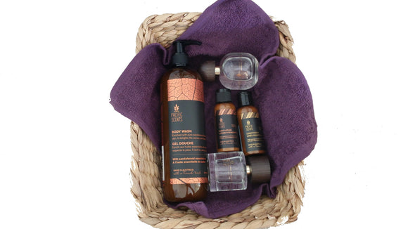 Gift Package - for the couple woman & man 2 - Pacific Scents