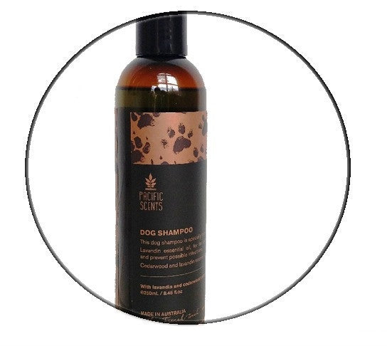 Dog Shampoo - Lavandin & cedarwood
