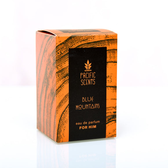 Perfume for Man - Blue mountains - Pacific Scents