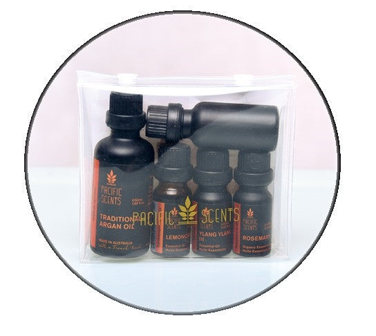 Aroma kit for dull hair | Pacific Scents