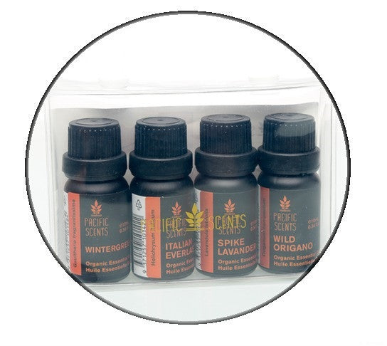Essential oils for family | Pacific Scents