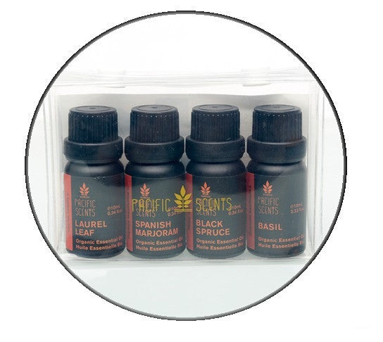Aroma kit for teenagers | Pacific Scents