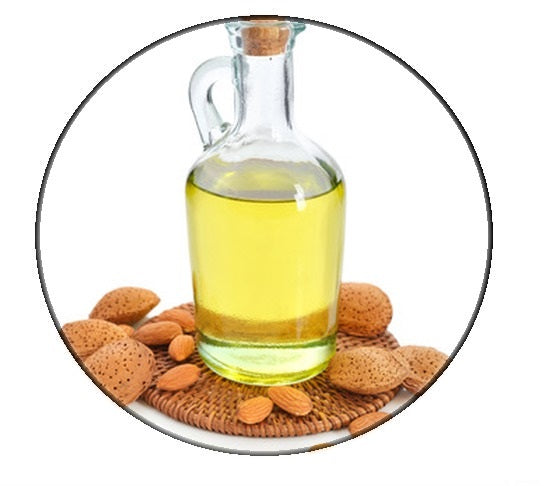 Sweet almond oil - Organic