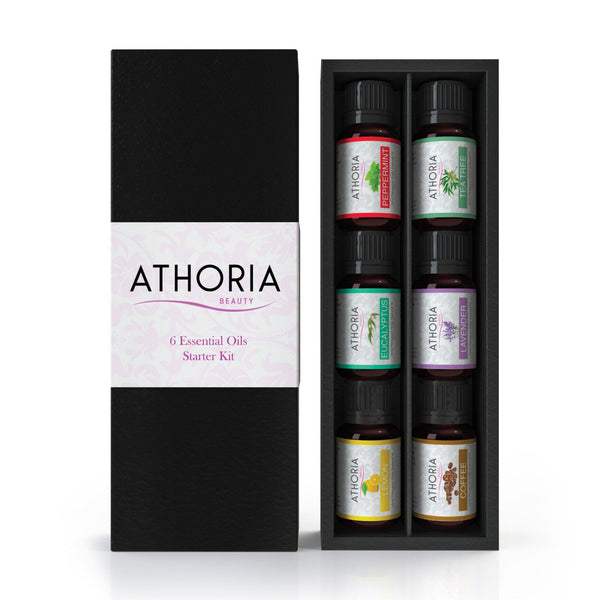 Aromatherapy Essential Oil Starter Kit