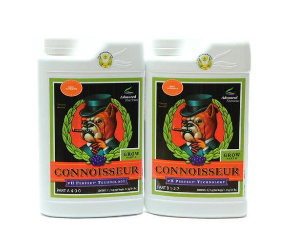 Connosseur Grow A&B Ph Perfect - Advanced Nutrients