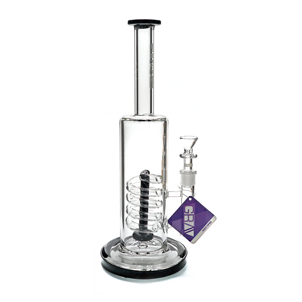Flare Stemless w/ Coil & Showerhead Perc - Grav Labs