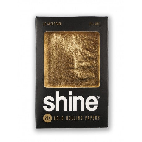 12 Sheet Pack - Shine Papers
