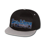 Sante Fe Springs Raised Flat Bill Trucker Hat