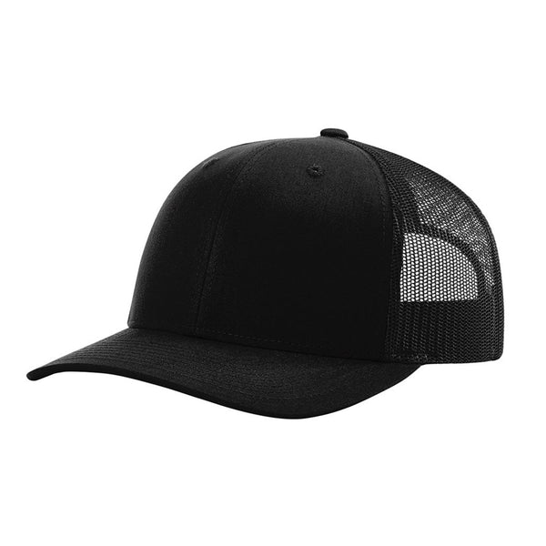 New Trucker Hats: Richardson - Trucker Snapback Cap - 112