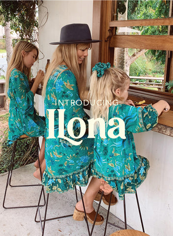 Creativity & Care - The Ilona Story.