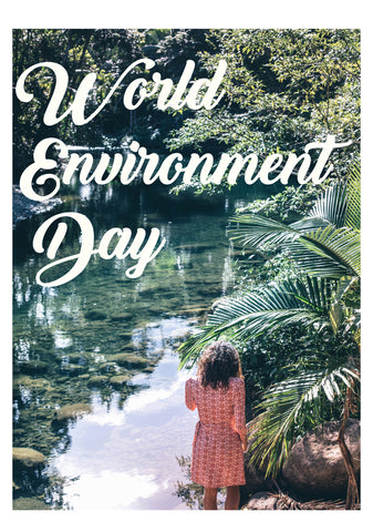 World Environment Day 🌿