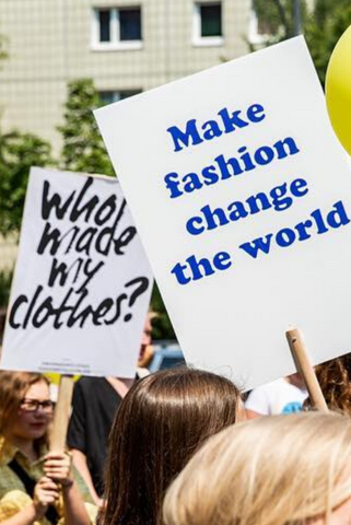 Clothing, Connection & the Crisis