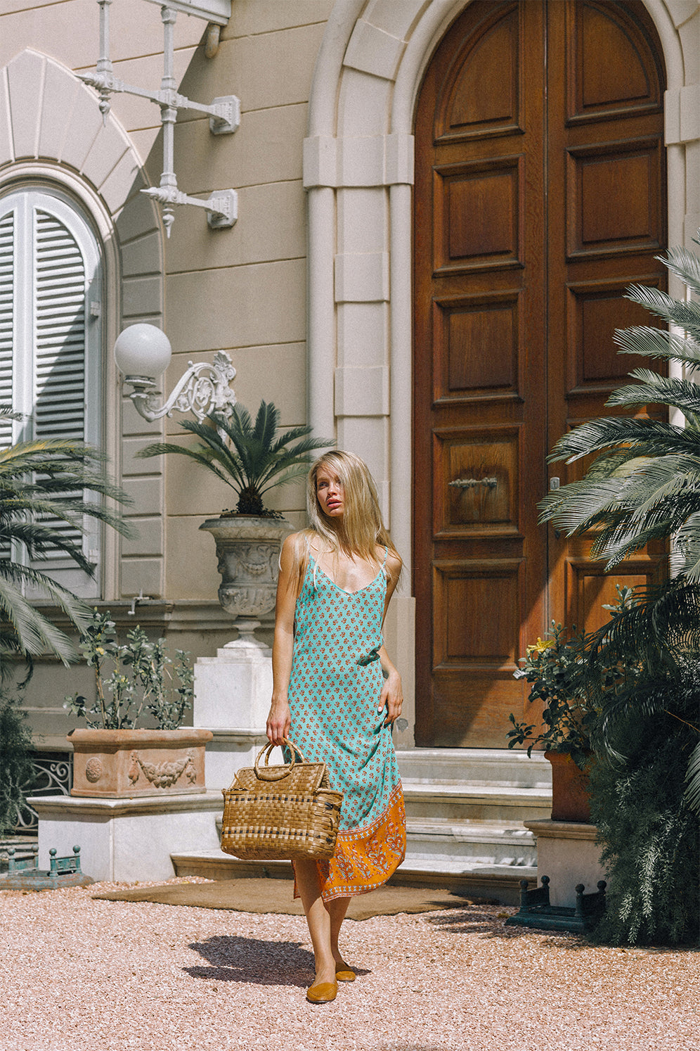 Sustainable ethical fashion from Byron Bay brand Arnhem