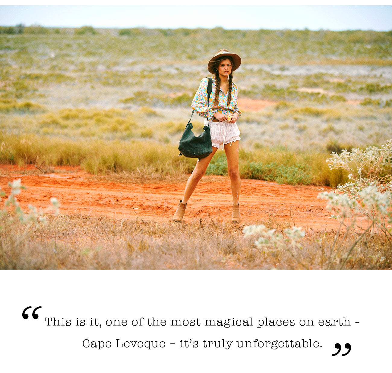 Behind the scenes pics from Arnhem family travel adventure to Cape Leveque WA