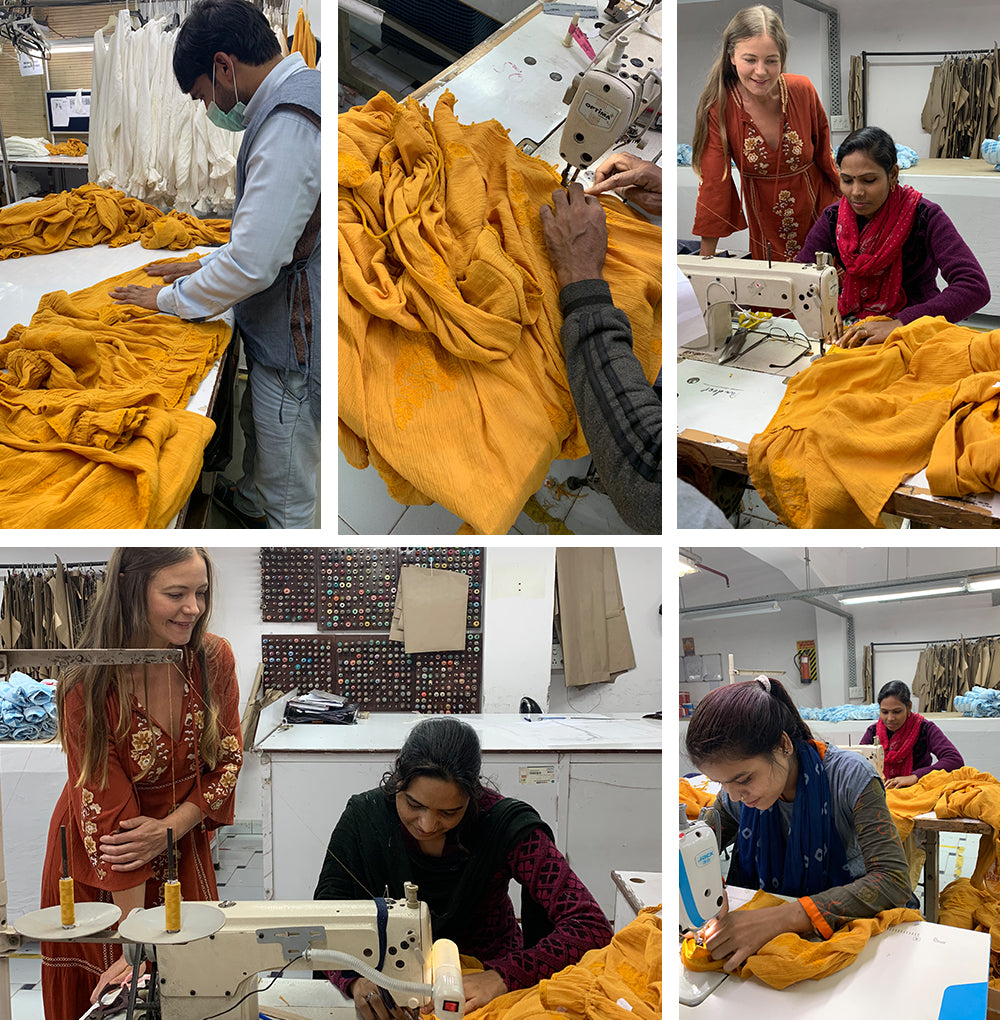 Arnhem Makers from Deli, India - Fashion Supply Chain Transparency