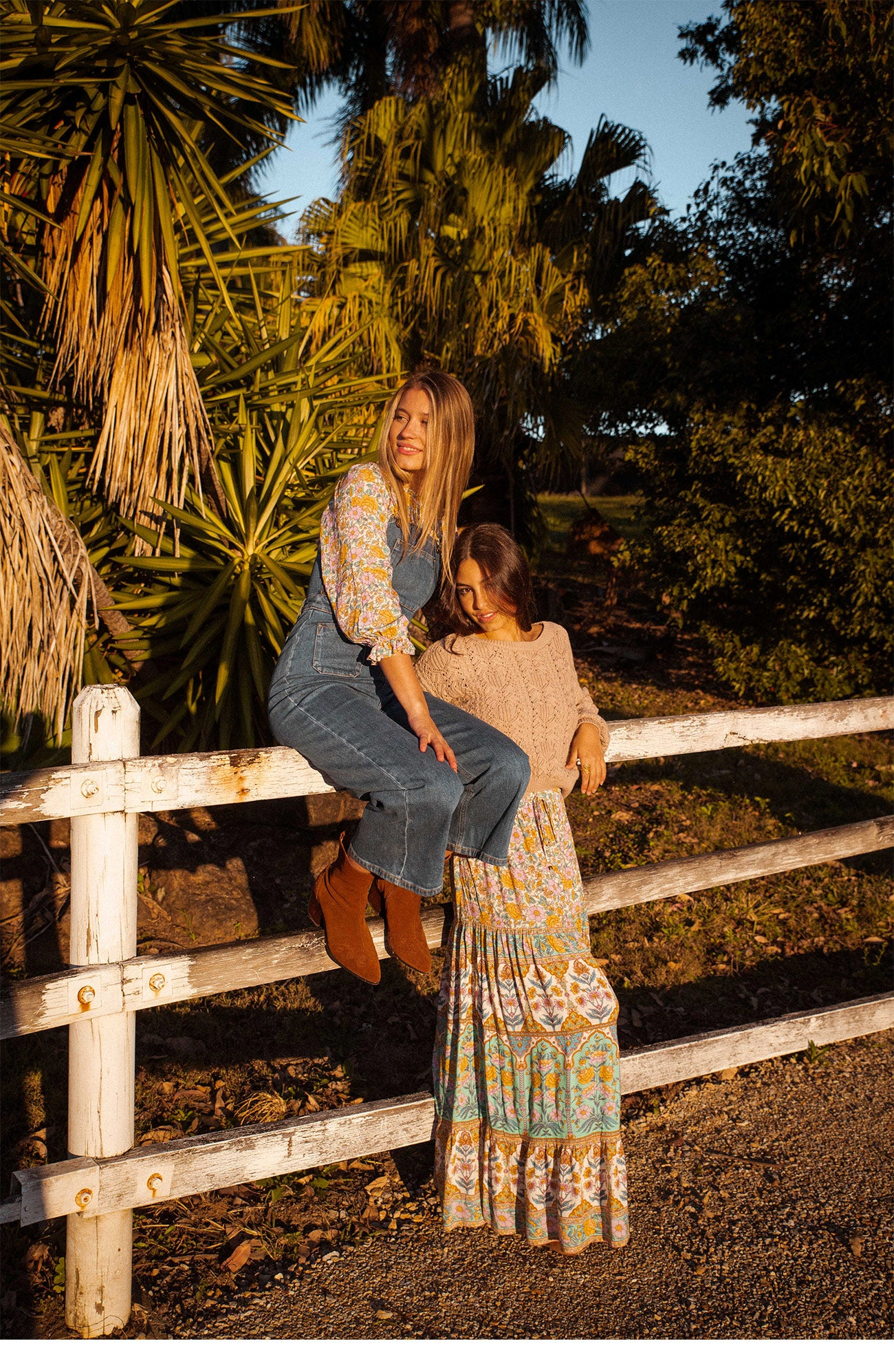 The need for sisterhood discussed on the blog at Arnhem sustainable clothing