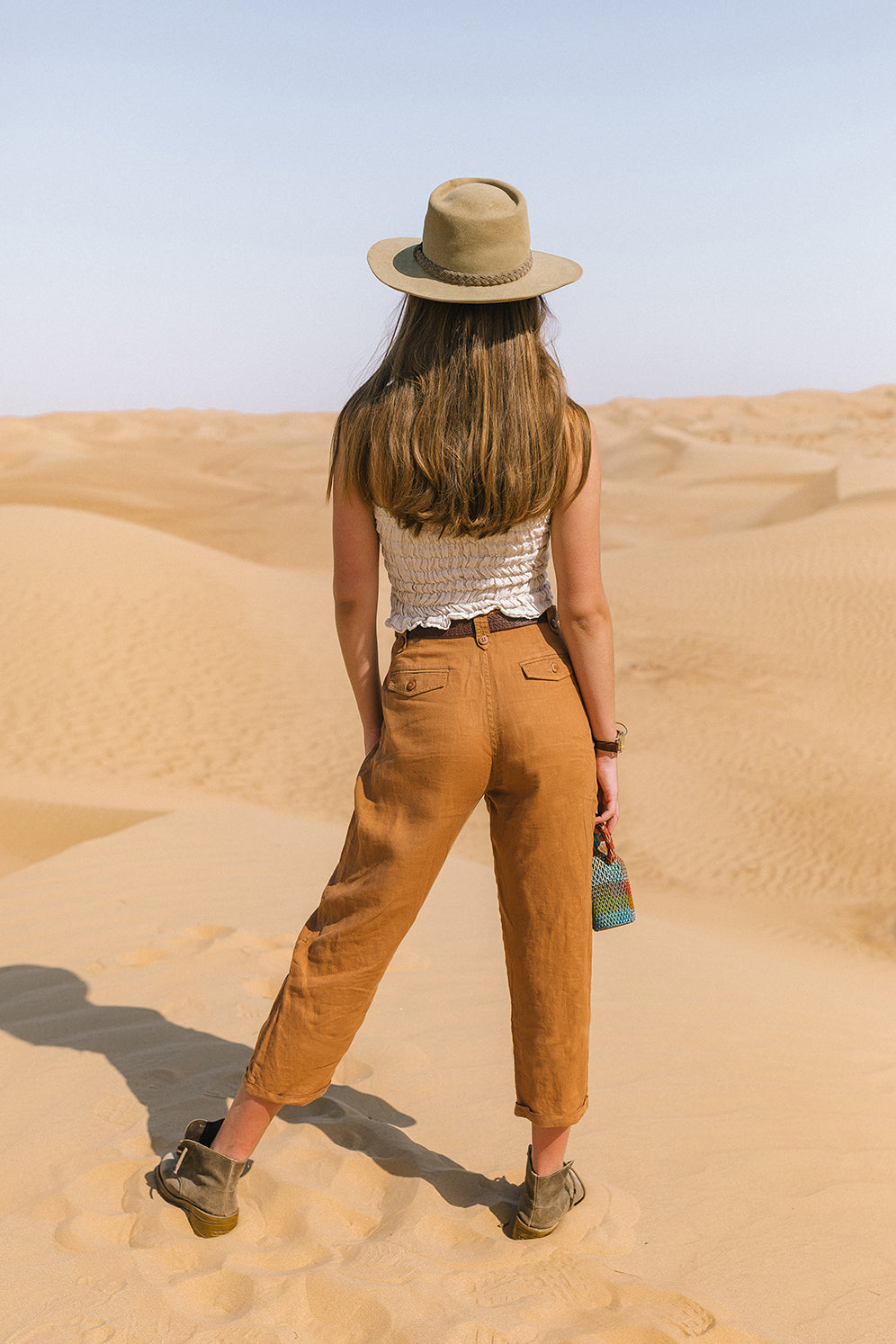 Mirage Campaign shot in Oman for Arnhem Clothing Byron Bay