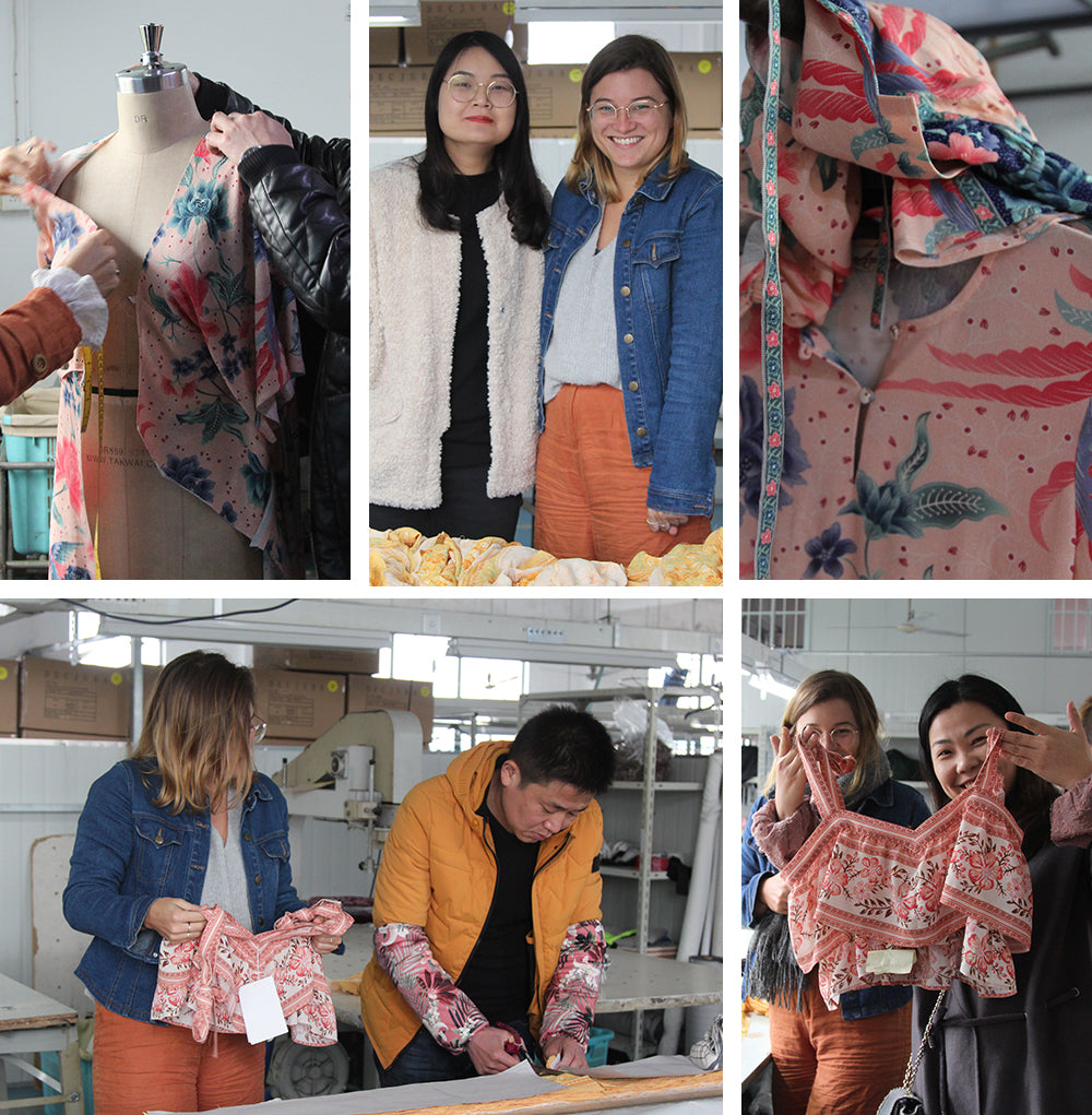 Arnhem Makers from Shanghai, China - Fashion Supply Chain Transparency