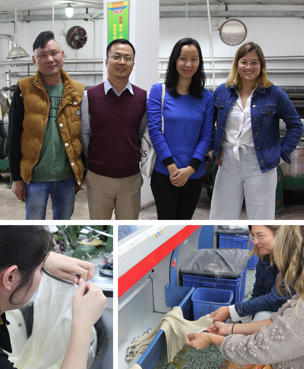 Arnhem Makers from Dongguan, China - Fashion Supply Chain Transparency