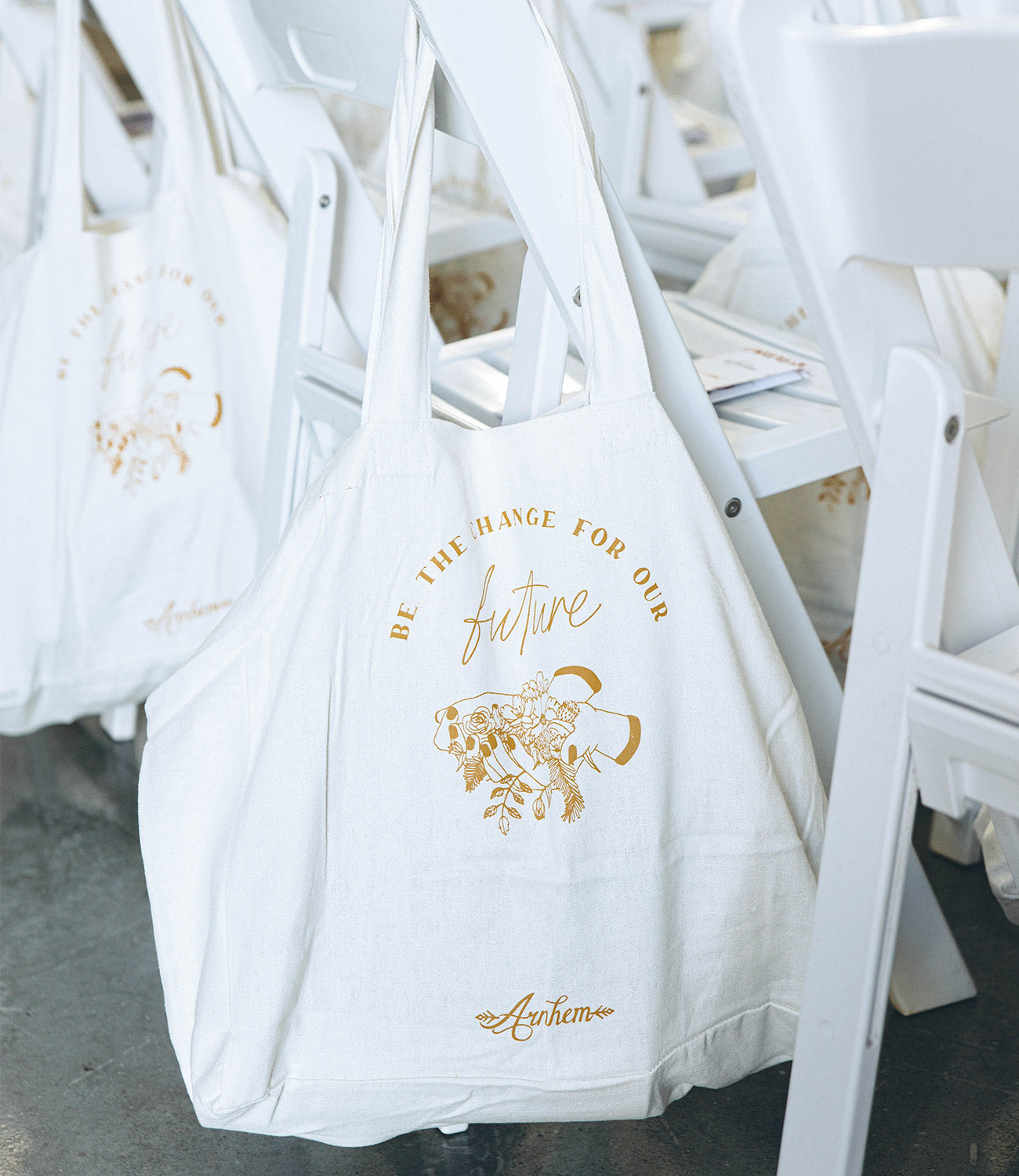Our Arnhem Gift Bags - purchase this tote online now
