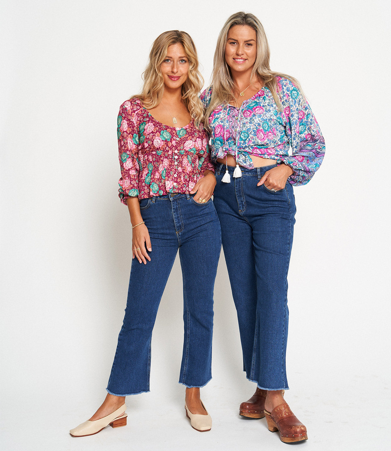 Arnhem Hideaway Cropped Jeans perfect for every body shape and size