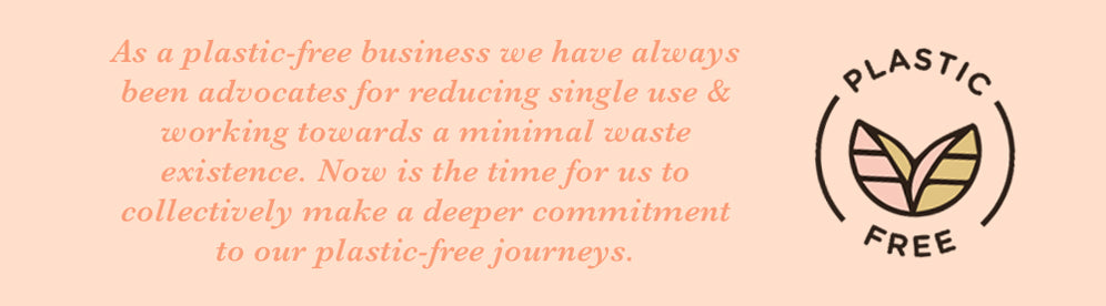Reduce single use and fight climate change - Arnhem Sustainable Clothing