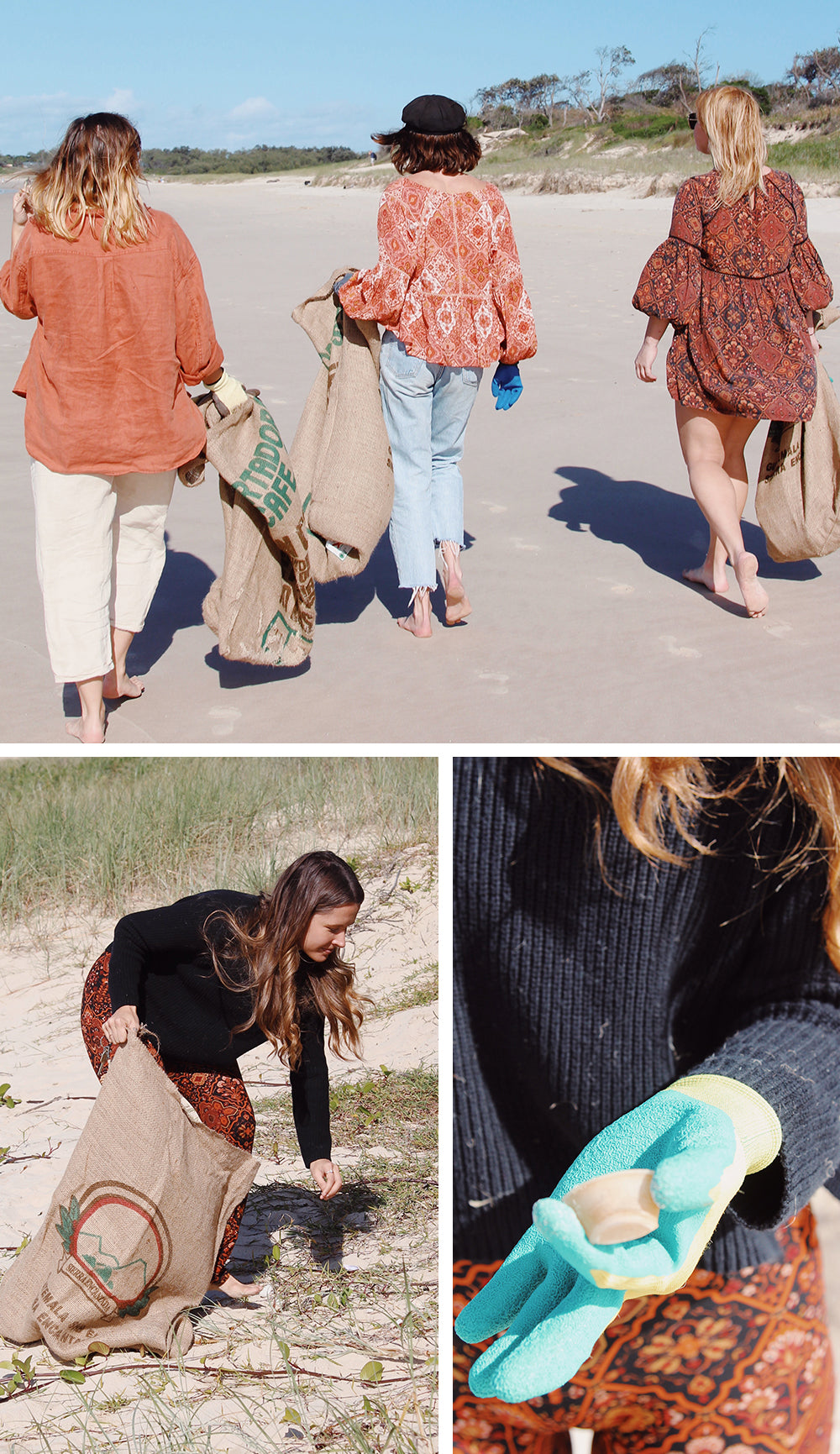 Cleaning up our beaches and oceans the Arnhem team tackle one piece of plastic waste at a time