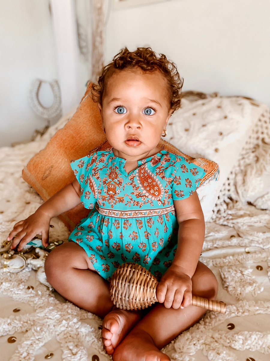 Organic Baby Clothes from sustainable fashion brand Arnhem Australia