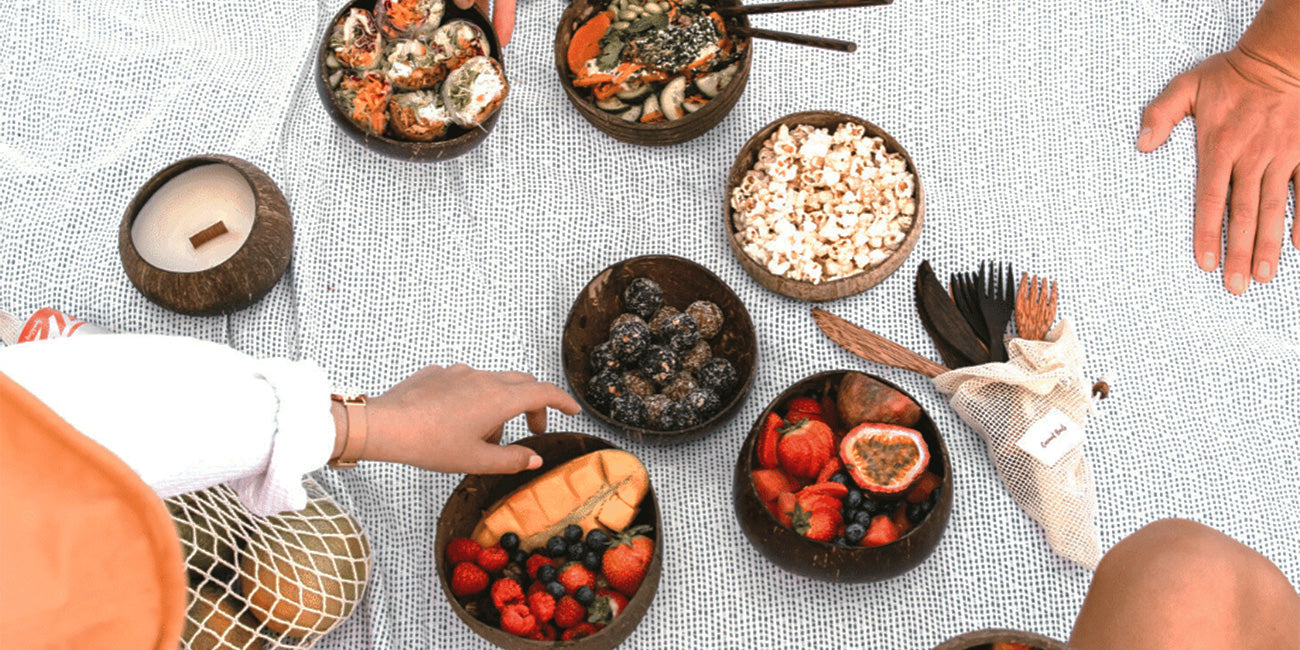 Arnhem has partnered with sustainable brand Coconut Bowls for 12 days of Christmas