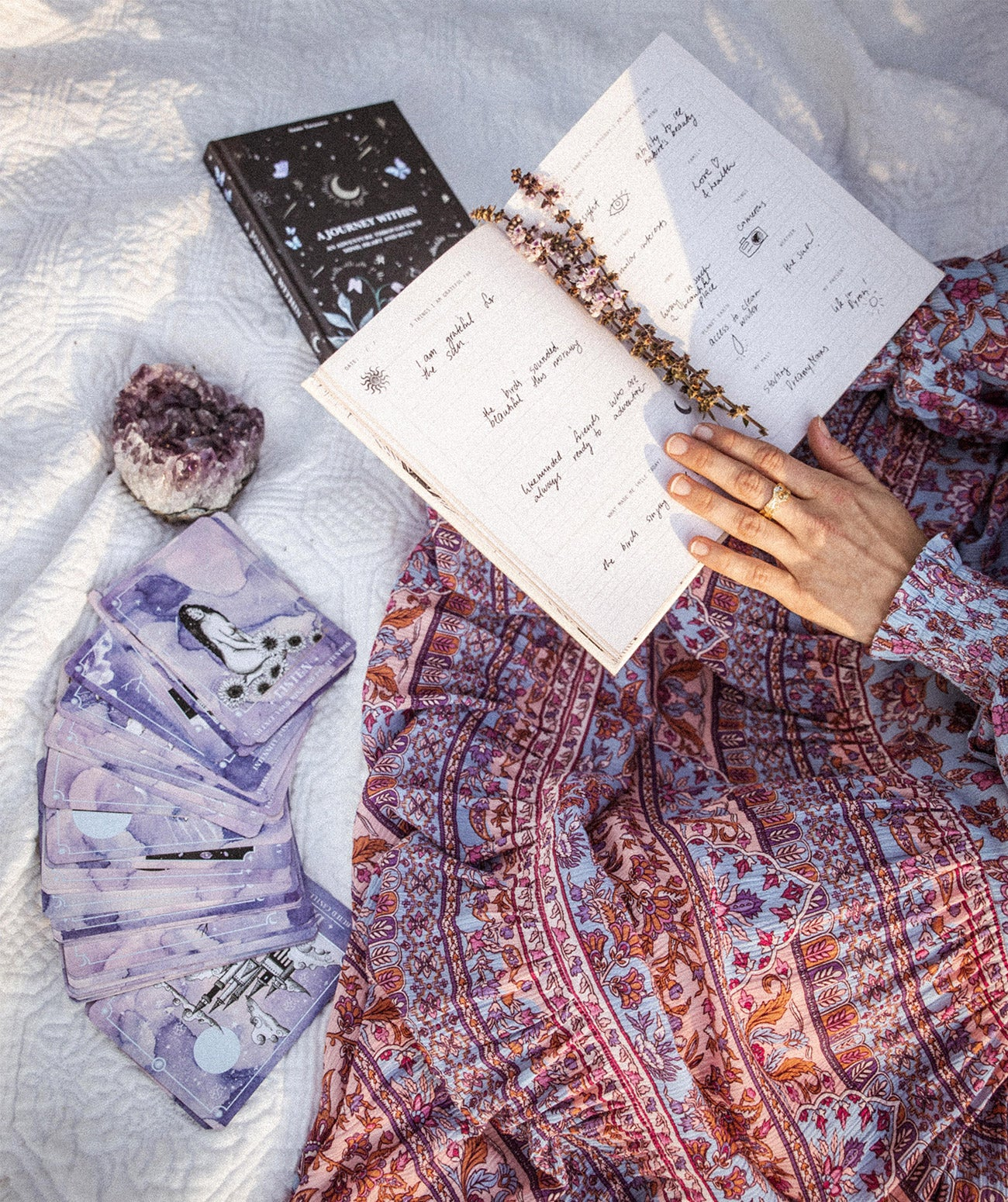 Meet Artist & Muse Annie Tarasova on the blog at Arnhem talking about moon cycles and wellbeing