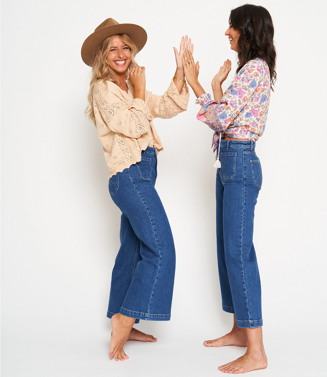Arnhem Hideaway Sailor Jeans perfect for every body shape and size